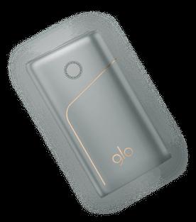 GLO 2.0 серебристый