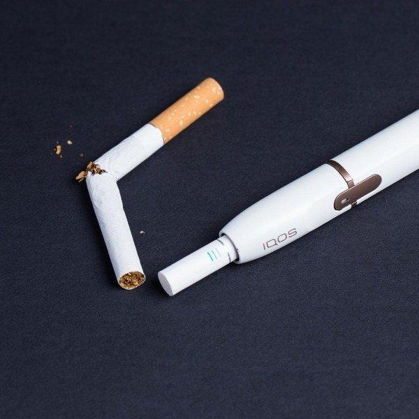 """Iqos """"ломает"""" стереотипы о курении"""