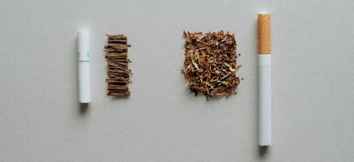 Табак в сигаретах и стиках IQOS