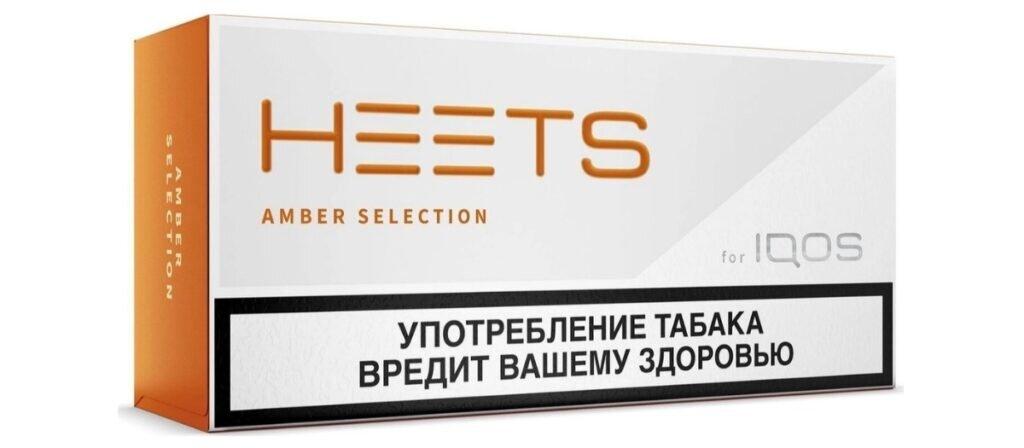 Стики HEETS Amber Label