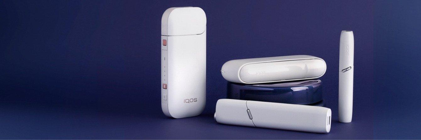 Три модели IQOS
