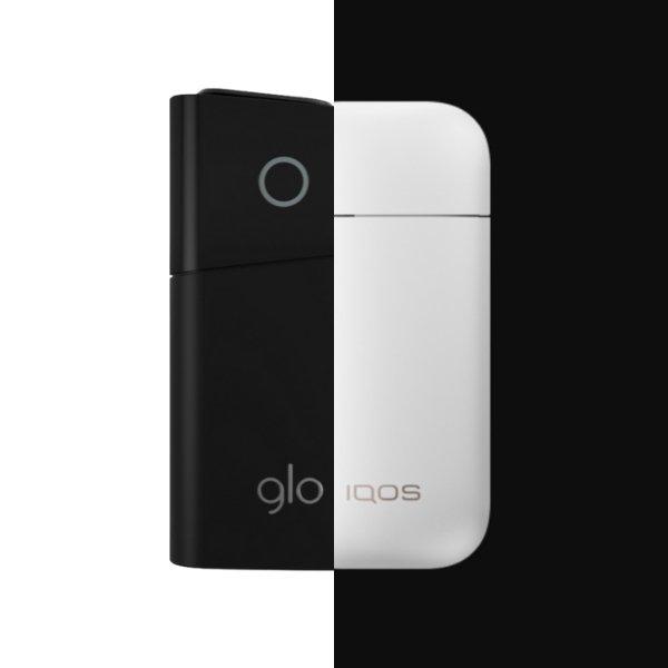 Сравнение IQOS и GLO